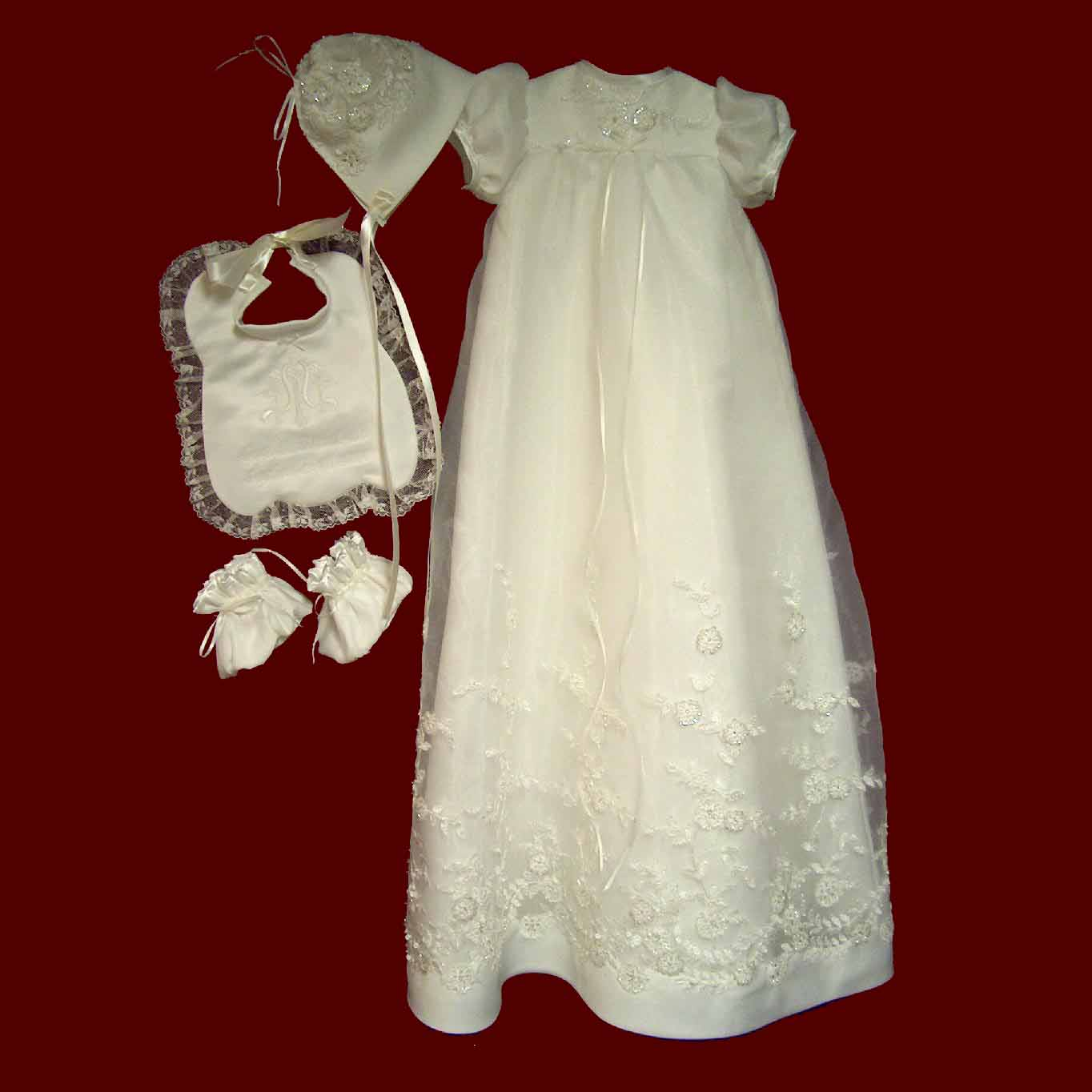 Christening Gown Made From Your Wedding Dress - Irish Girls ...
