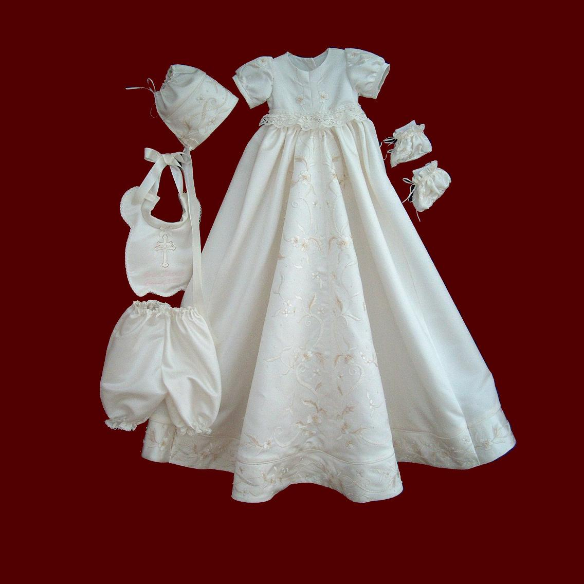 irish girls christening gowns smocked treasures