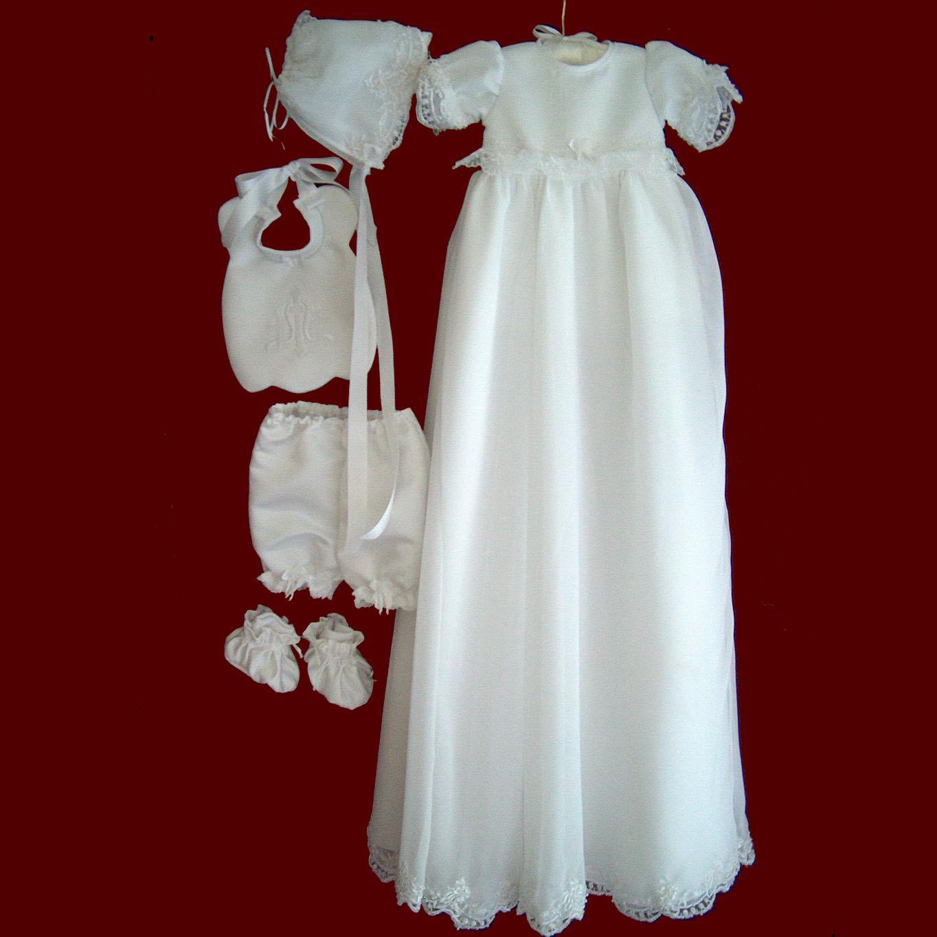 43cbefd9482c Christening Gown Made From Your Wedding Dress - Irish Girls ...