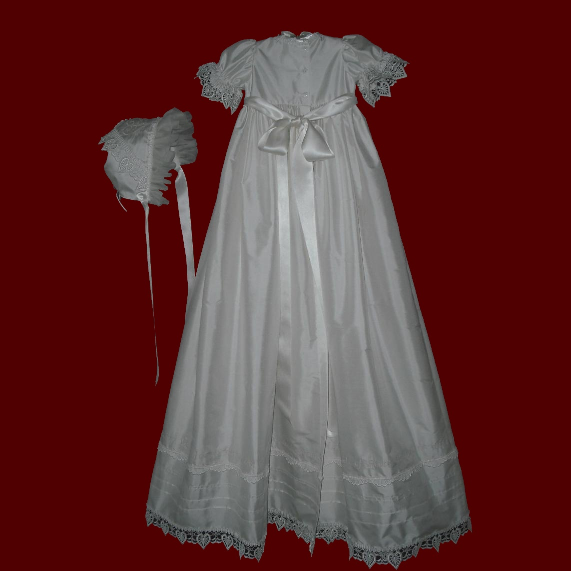 Cinderella Christening Gowns Girls: The Hail Mary Christening Gown For Girls