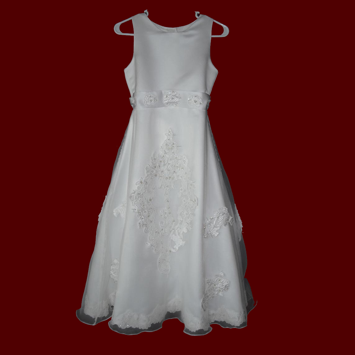 Communion Dress From Your Wedding Gown