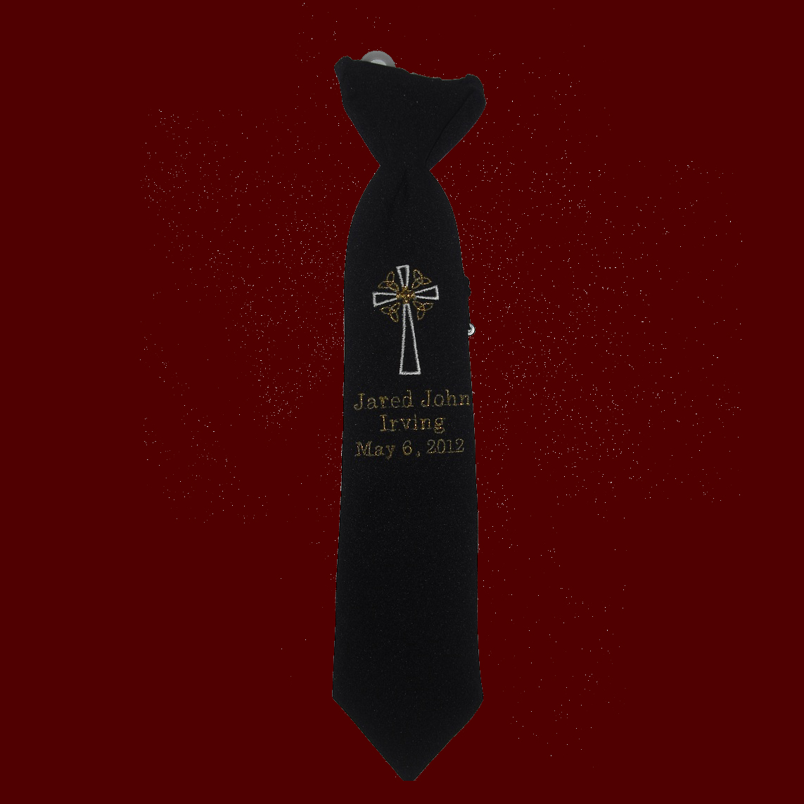Tie A Trinity Knot 8 Directions How To Imgur Tying The Closet Buddies Boys Communion With Celtic Cross