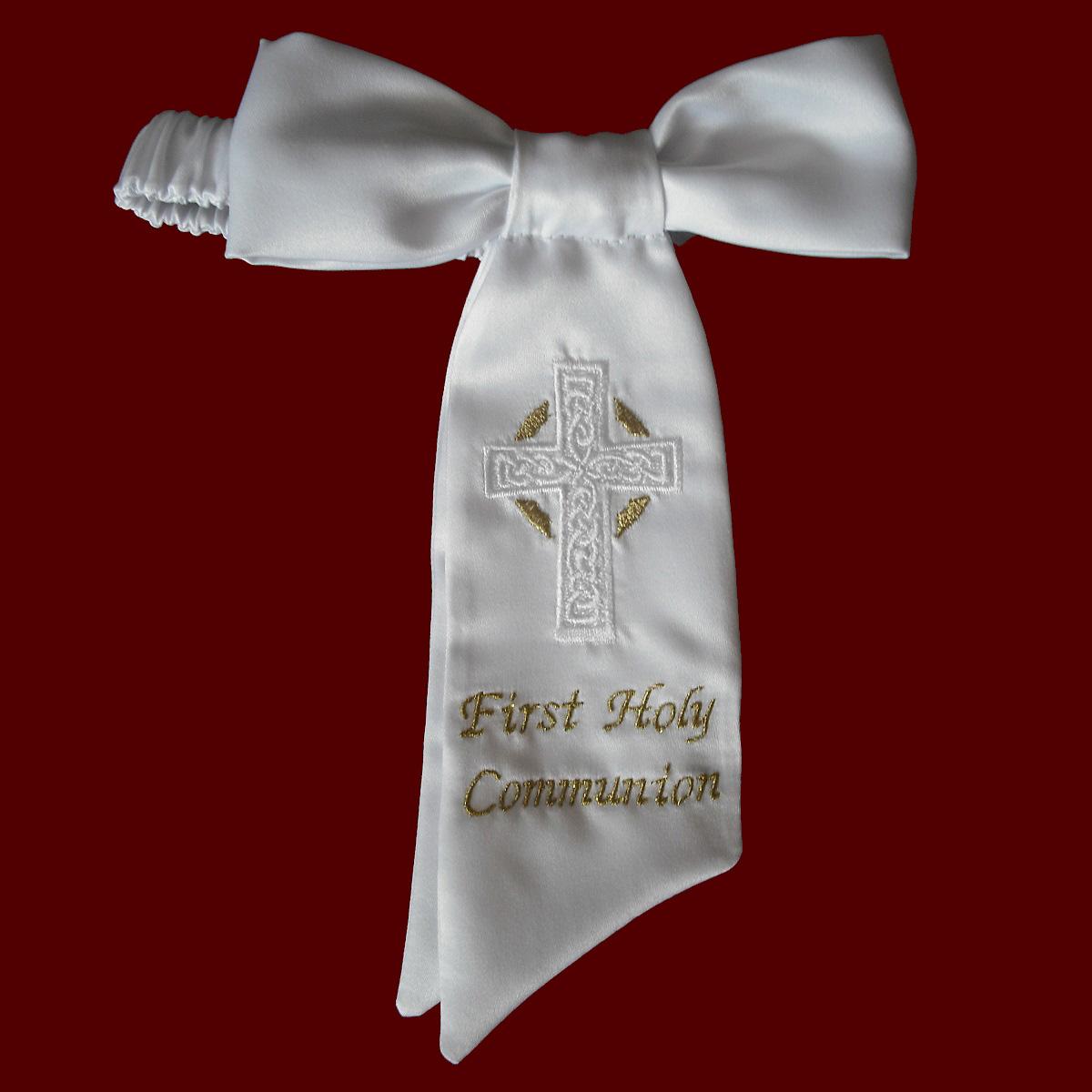 boy communion accessories