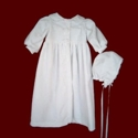 Click to Enlarge Picture - Minky Christening Coat