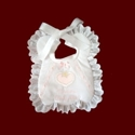 Click to Enlarge Picture - Precious Baby Girl Bib