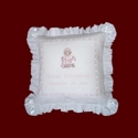 Click to Enlarge Picture - Precious Moments Personalized Pillow