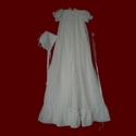 Click to Enlarge Picture - Heirloom Christening Gown For Boys & Girls