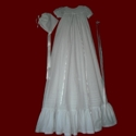 Made in USA Traditional Christening Gown