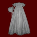 Click to Enlarge Picture - Hail Mary Christening Gown for Girls