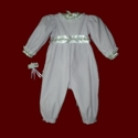 Girls Special Occasion Jumpsuit & Hairbow