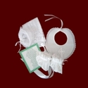 Click to Enlarge Picture - Irish Girl Christening Gift Set