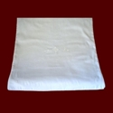 Click to Enlarge Picture - Irish Linen Christening Quilt