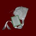 Shamrock Venice Lace Girls Magic Hanky Bonnet With Optional Monogram
