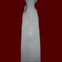 Boys Communion Tie With Celtic Cross