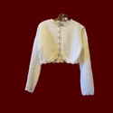 Click to Enlarge Picture - Bolero Communion Sweater