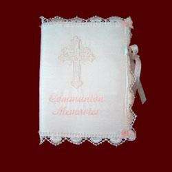 Click to Enlarge Picture - Communion Memories Photo Album