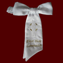 "Click to Enlarge Picture - ""First Holy Communion"" Boys Armband"