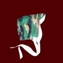 Camouflage Reversible Fleece Hat