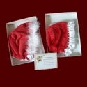 Click to Enlarge Picture - Babys First Christmas Bonnet