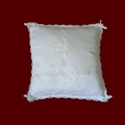Click to Enlarge Picture - Precious Child of God Keepsake Christening Pillow