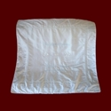 Click to Enlarge Picture - Our Little Blessing Silk Christening Blanket