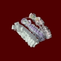 Click to Enlarge Picture - Baby Girl Satin & Lace Headbands