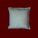 Click to Enlarge Picture - Made in USA Christening Pillow