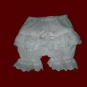 Click to Enlarge Picture - Made in USA Girls Ruffled Rhumba Panties