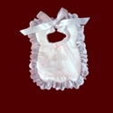 Click to Enlarge Picture - Bless This Child Christening Bib