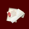 Click to Enlarge Picture - Wedding Hanky & Poem with Irish Claddagh