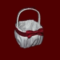 Click to Enlarge Picture - Flower Girl Basket