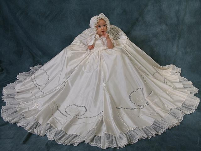 Christening Gowns & First Communion Dresses by Smocked Treasures ...