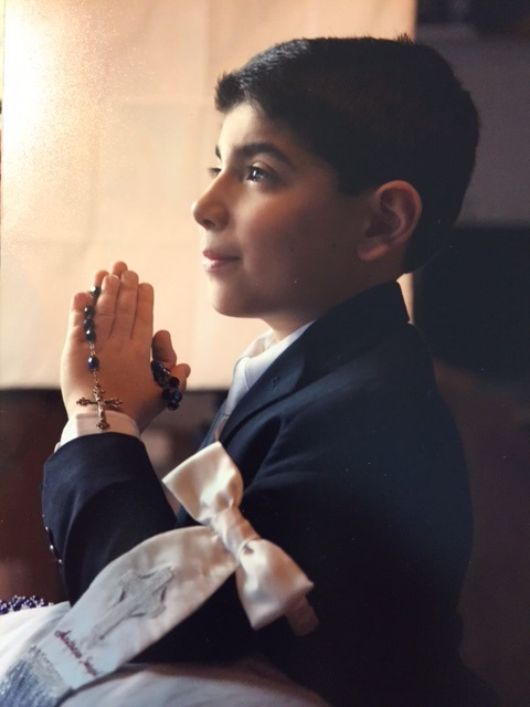 Boys Communion Accessories