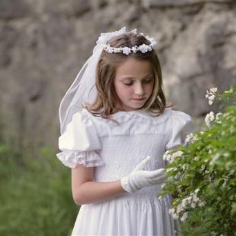 Christening Gowns &amp First Communion Dresses by Smocked Treasures ...