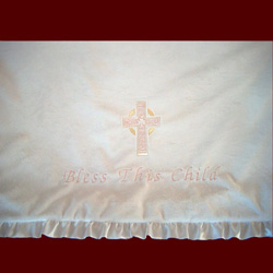 Irish Christening Blankets