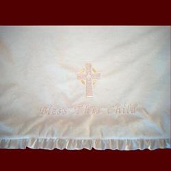 Irish Christening Blankets